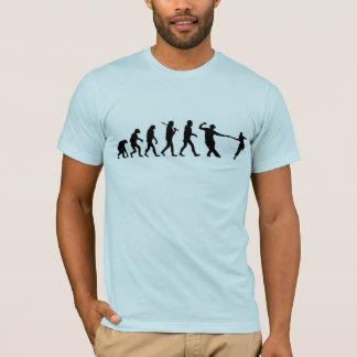 T - Shirt, Evolution, Tanz T-Shirt