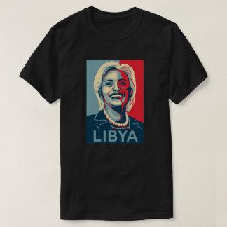 T - Shirt Hillary Clinton - Libyen
