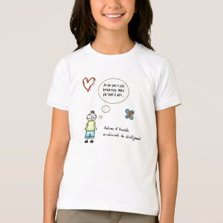 T - Shirt Je Ne parle Pas beaucoup vernarrtes