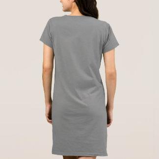 T - Shirt-Kleiderflugzeug der Frauen Kleid