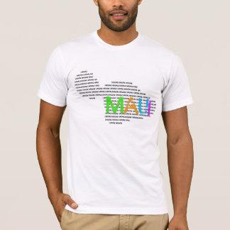T - Shirt Mauis, Hawaii