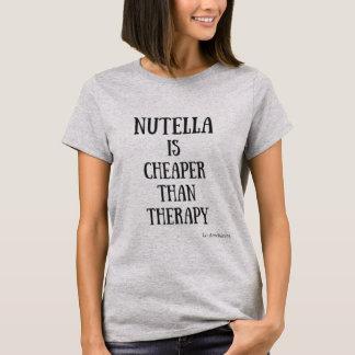 """T-shirt """"Nutella Lover """""""