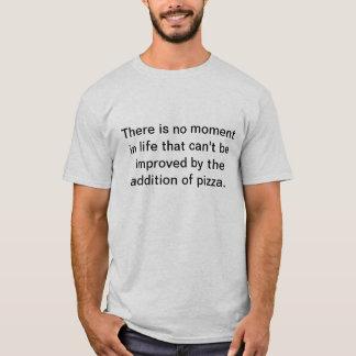T - Shirt: Pizza-Verbesserung T-Shirt