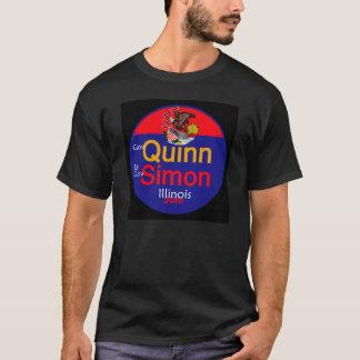 T - Shirt QUINNS SIMON Illinois