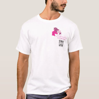 T - Shirt-Schablonen-Aphrodite-Wellness-Center u. T-Shirt