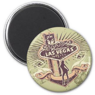 T-Shirts und Geschenke Las Vegass Nevada Kühlschrankmagnete