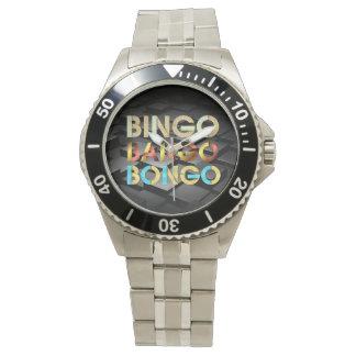 T-STÜCK Bingo Bango Bongo Armbanduhr