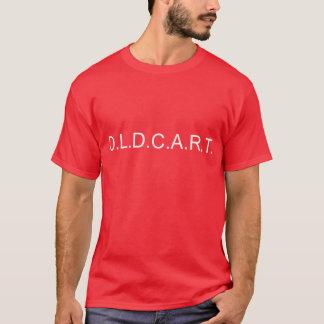T-Stück das O.L.D.C.A.R.T. der Männer T-Shirt