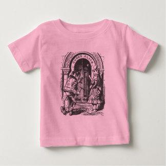 T-Stück der Baby-Königin-Alice Baby T-shirt