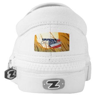 T-STÜCK Oklahoma-Patriot Slip-On Sneaker