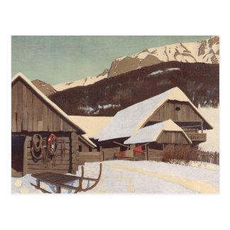 T-STÜCK Österreicher-Winter Postkarte