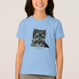 T-Stück Yorkshires Terrier T-Shirt