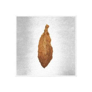 Tabak Habana Zigarren-Minimalismus-Kunst Leinwanddruck