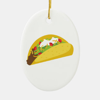Tacos Keramik Ornament