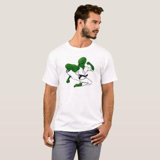 Taekwondo-alien T-Shirt