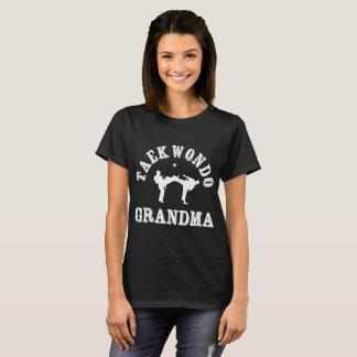 Taekwondo-Großmutter T-Shirt