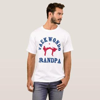 Taekwondo-Großvater T-Shirt