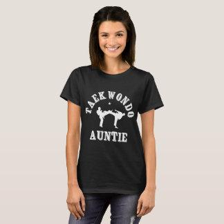 Taekwondo-Tante T-Shirt