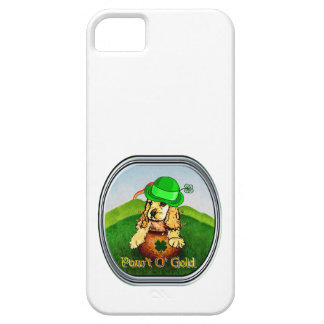 Tag Cocker spaniel-St. Patricks iPhone 5 Etui