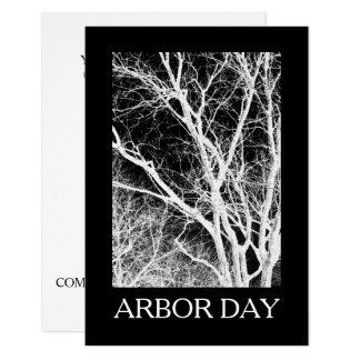 Tag des Baumsgeistbaum Karte