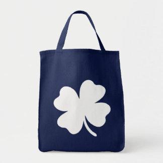 Tag Irland Kleeblatt-St. Patricks Tragetasche
