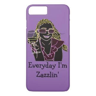 Täglich bin ich Zazzlin iPhone 8 Plus/7 Plus Hülle