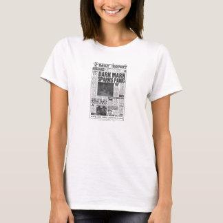 Täglicher Prophet Front Page T-Shirt