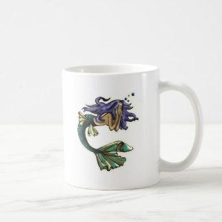Tagtraum-Meerjungfrau Tasse