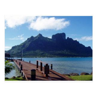 Tahiti - eine andere Ansicht Postkarten
