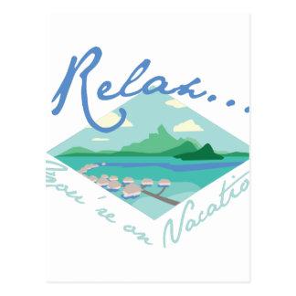 Tahiti-Ferien Postkarten