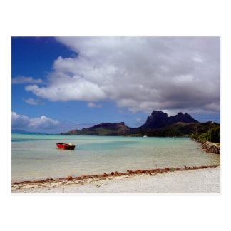 Tahiti Postkarten