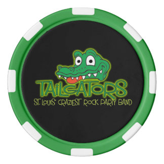 Tailgators Poker-Chip Poker Chips Sets