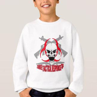 taktische Gruppe 2 des Zombies Warte Sweatshirt