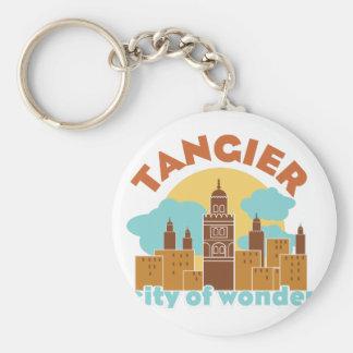 Tanger-Stadt des Wunders Schlüsselanhänger