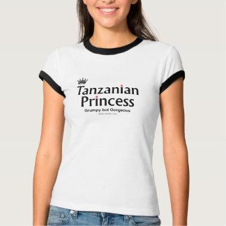 tansanische Prinzessin herrlich T-Shirt