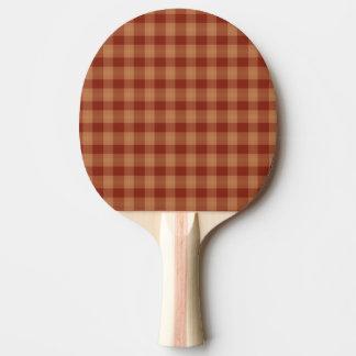 TANtartan-Klingeln Pong Paddel Tischtennis Schläger