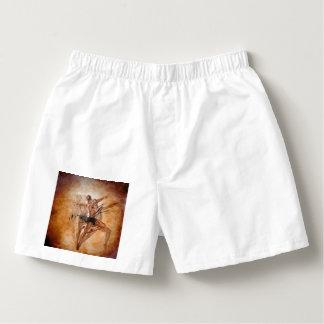 Tanz-Anatomie Herren-Boxershorts