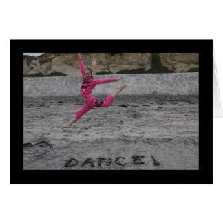 Tanz Karte
