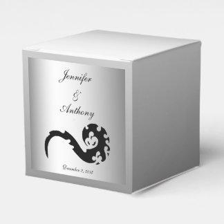 Tanzen-Drache-Hochzeit Geschenkkarton
