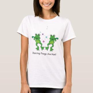 Tanzen-Frösche T-Shirt