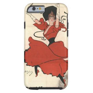 Tanzen-Mädchen-Prinz von Wales-Theater Tough iPhone 6 Hülle