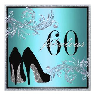 Tanzen-Schuhe - fabelhafte 50. Karte