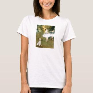 Tänzer - Draht-Foxterrier #1 T-Shirt