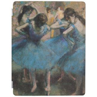 Tänzer Edgar Degass   in Blau, 1890 iPad Smart Cover
