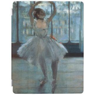 Tänzer Edgar Degass   vor einem Fenster iPad Hülle