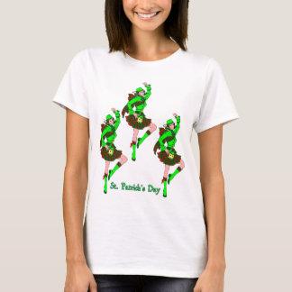 Tänzer T Shirt-St. Patricks Day T-Shirt