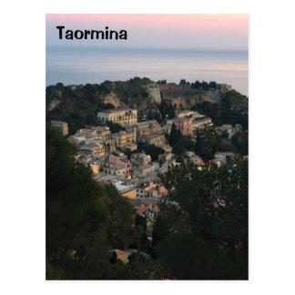 Taormina Postkarte