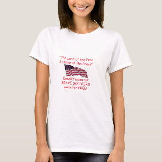 Tapfere Soldaten T-Shirt