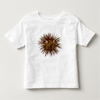 Tarnungs-Elch-Ausbruch-Camouflage Kleinkinder T-shirt