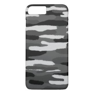 Tarnungs-Grau verblaßte iPhone 8 Plus/7 Plus Hülle